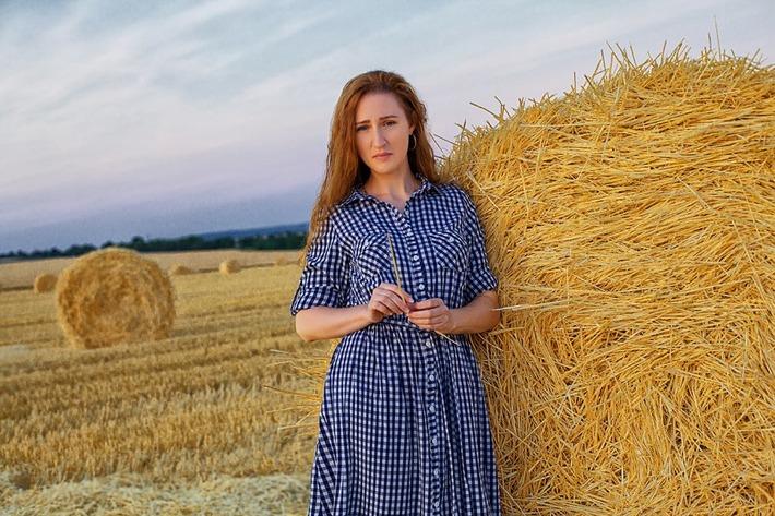 Farm girl dating opportunities on Ukrainian dating websites