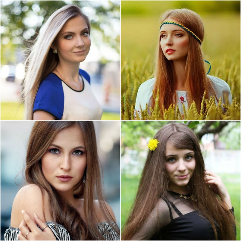 Beautiful girls from Ukraine